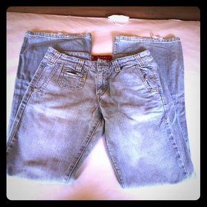 Levi Super Low Jeans